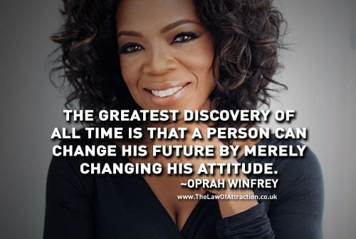 30 days to a happier you – Oprah is right….
