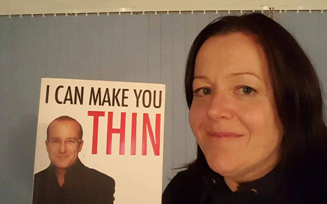 Healthy eating – day 29 – Can Paul Mckenna really make you thin?