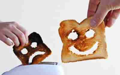 How NOT getting help for your depression is like burnt toast