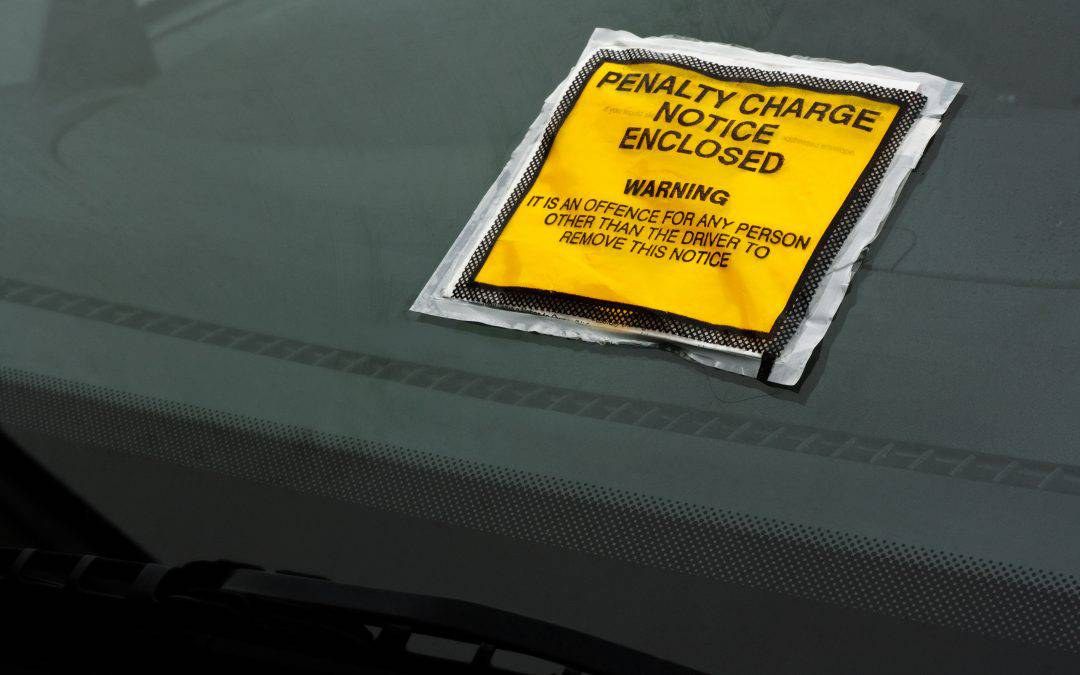 My limiting belief about parking tickets