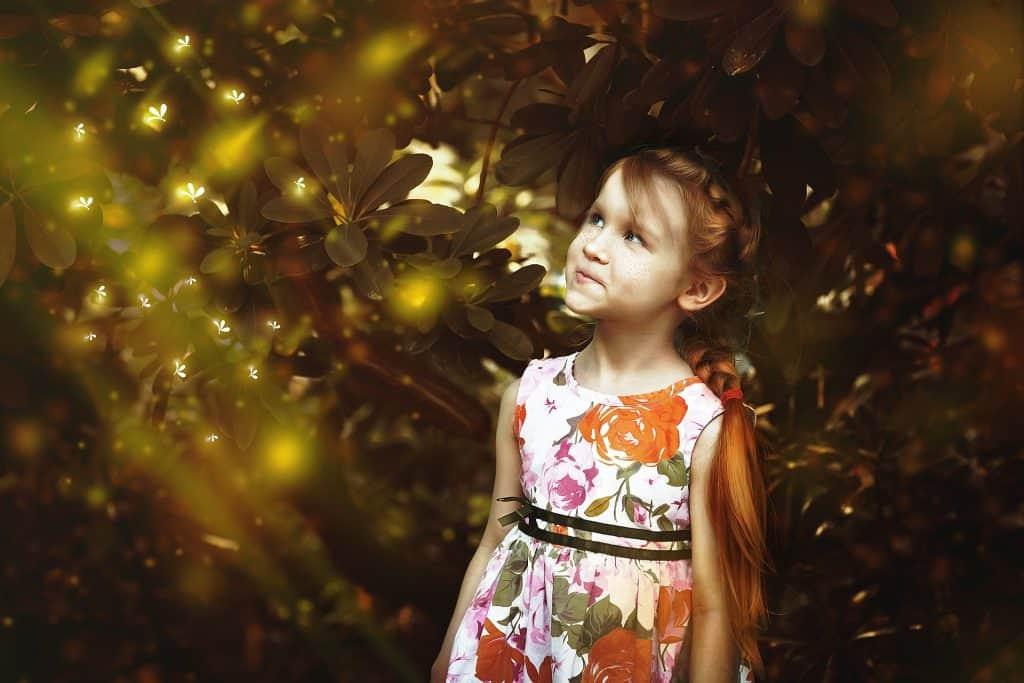 child wonderment